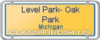 Level Park-Oak Park board